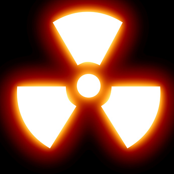 Nuclear Radiation Hazard Warning!
