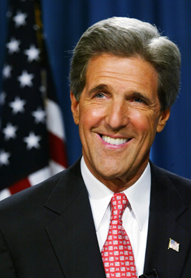 John Kerry photo courtesy of Wikimedia
