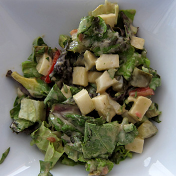 Chopped Salad by Jane Sherry